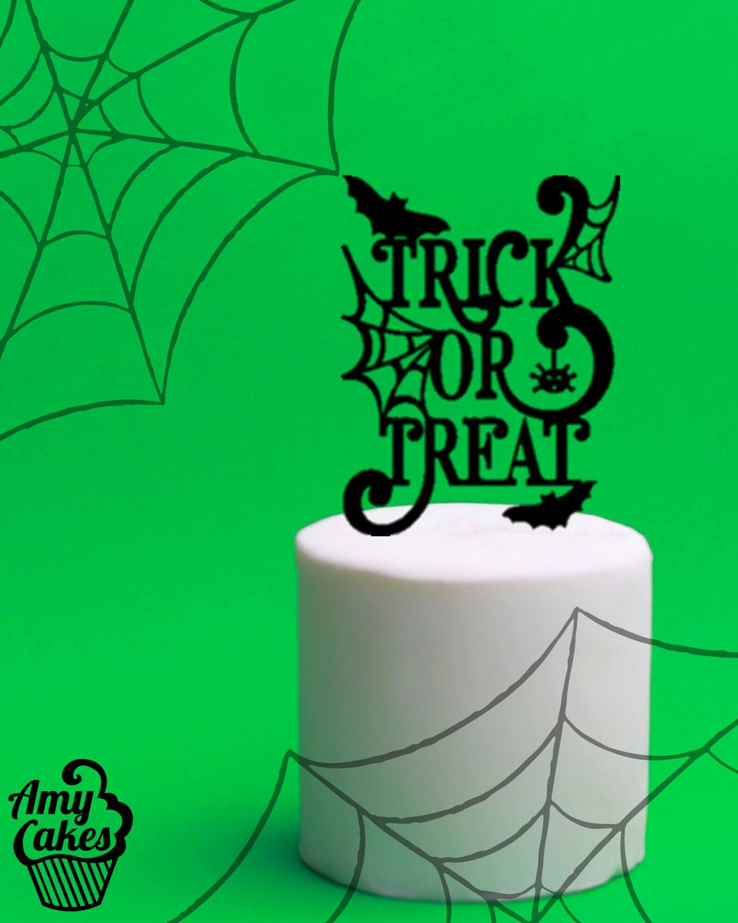 Trick or Treat Topper