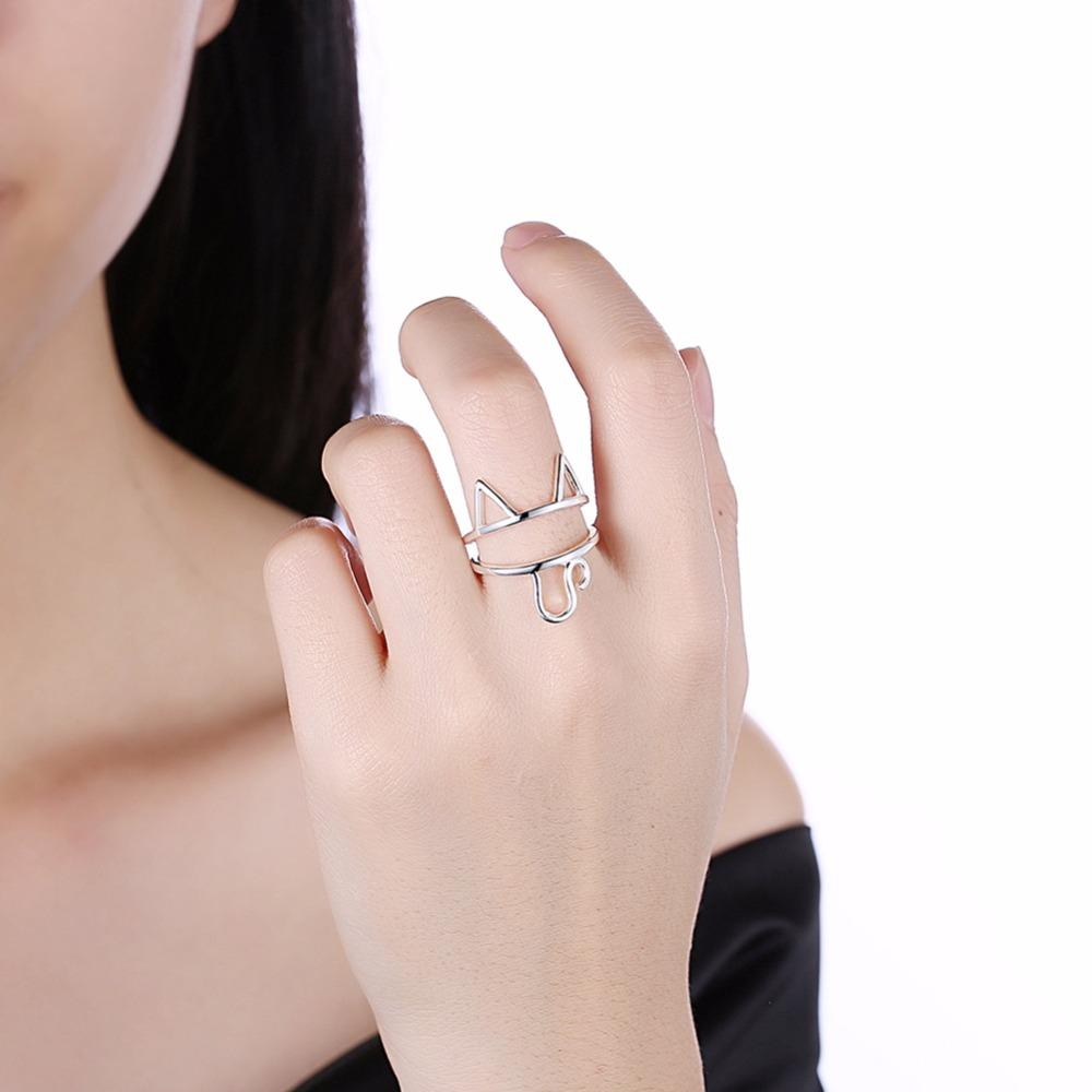 Cat Tail Twist Ring – Cameow