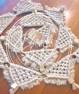 Macrame Bunting Workshop- THURSDAY 20th SEPTEMBER 6-9pm