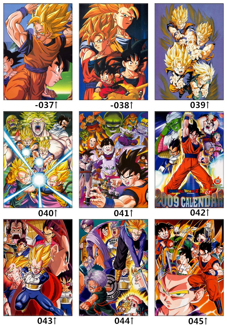 Dragon Ball Z Blanket, Covers