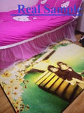 Fairy Tail Rug , Natsu Dragneel Carpet