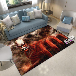 Attack on Titan Rug , The Titan Carpet