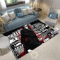 Anime Rug Death Note L Carpet