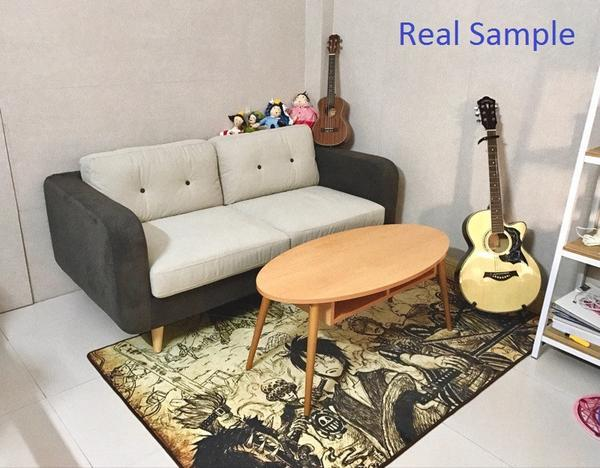 Anime Rug Sample