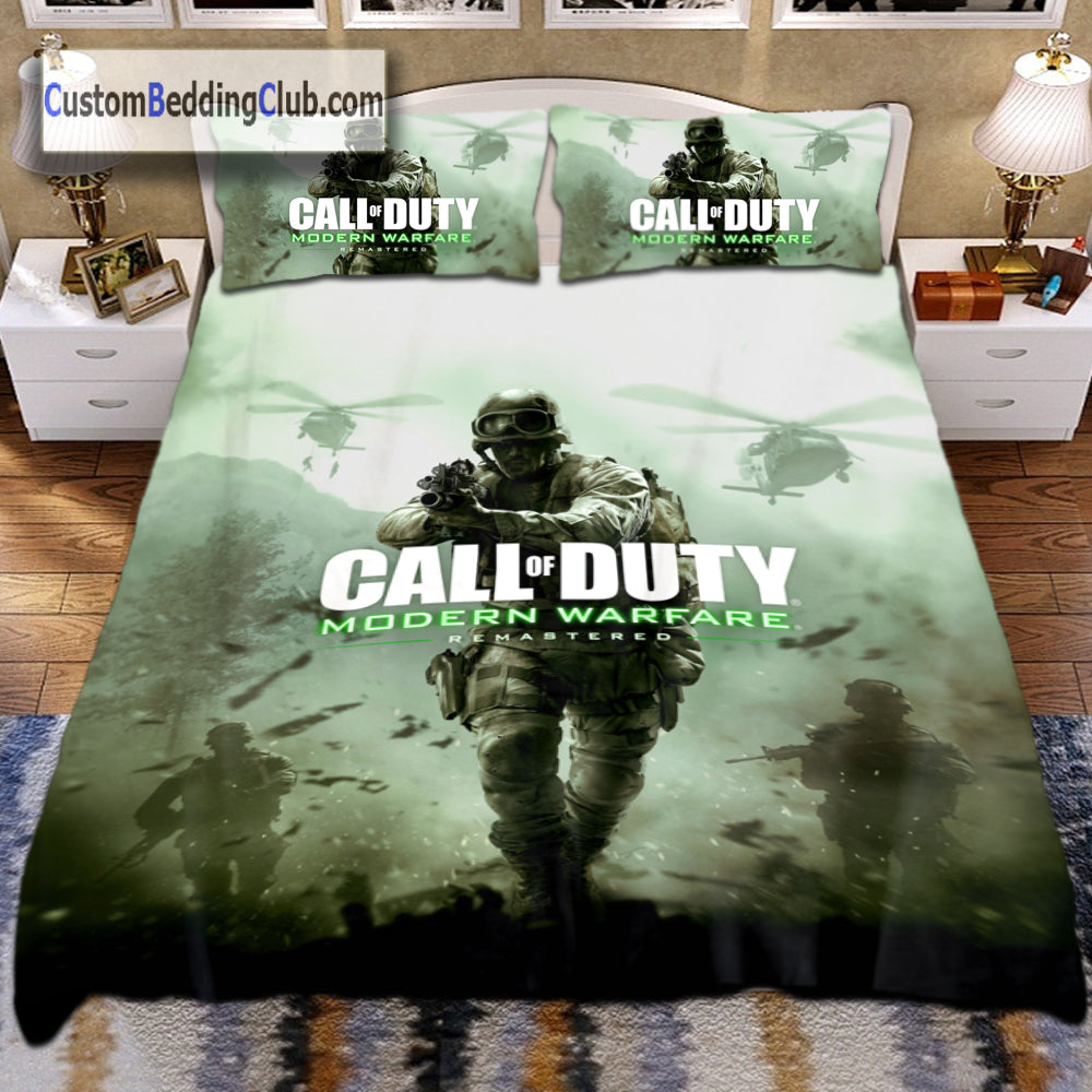 Call Of Duty Bedding Set, Bed Sheets U0026 Blanket   Modern Warfare