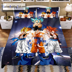 Dragon Ball Super Bed Set, Blanket