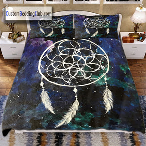 Dream Catcher Bed Set, Bed Sheets & Pillow Case