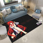 High School DXD Carpet & Rug, Rias Gremory