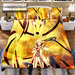 Naruto Bed Set, Blanket & Duvet Covers