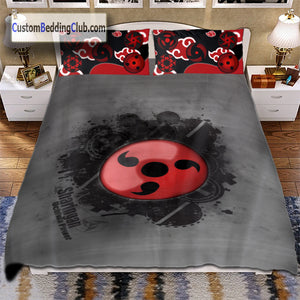 Naruto Bed Set with Sharingan