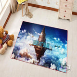 Sword Art Online Aincrad Carpet & Rug