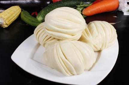 Steamed Flower Bun (Hua Juan)