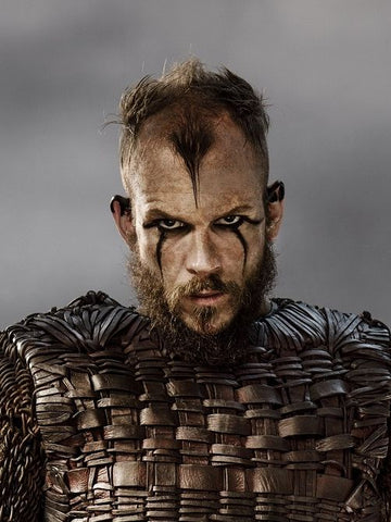 Maquillage Viking Homme 8