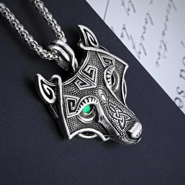 collier-viking-loup