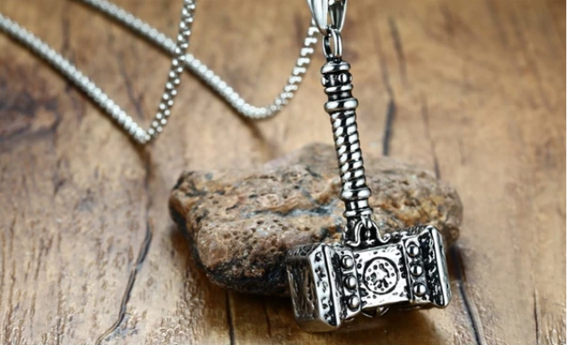collier-viking-mjolnir
