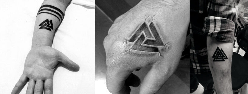 tatouage-triangle-valknut