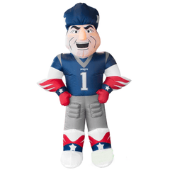 Gemmy Inflatables Special Event Inflatables 7' NFL New England Patriots Pat Patriot Mascot by Gemmy Inflatable 526366