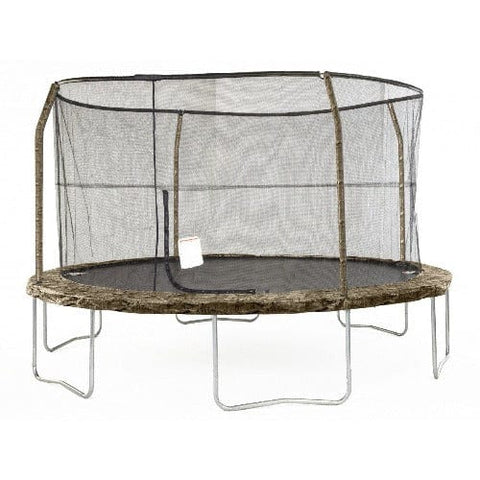 Jumpking 14' Mossy Oak Trampoline with Enclosure By Jump King - My Bounce House For Sale