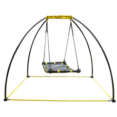 UFO Swing Version 3 DALLAS Backyard Swing By Jump King - My Bounce House For Sale