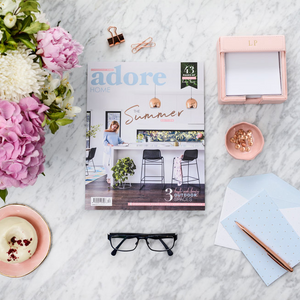 Adore Magazine x Business and Pleasure Co.