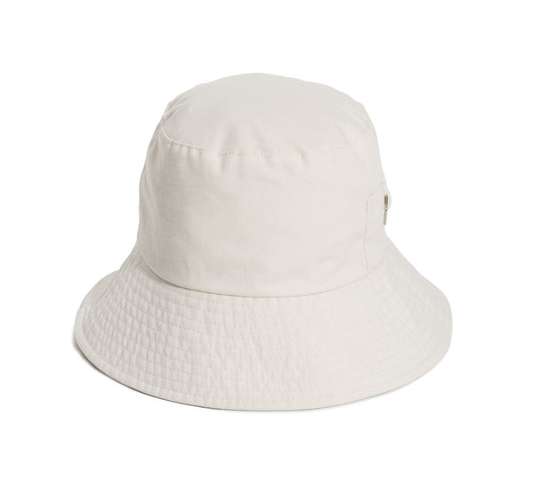 BUCKET HAT -ANTIQUE WHITE