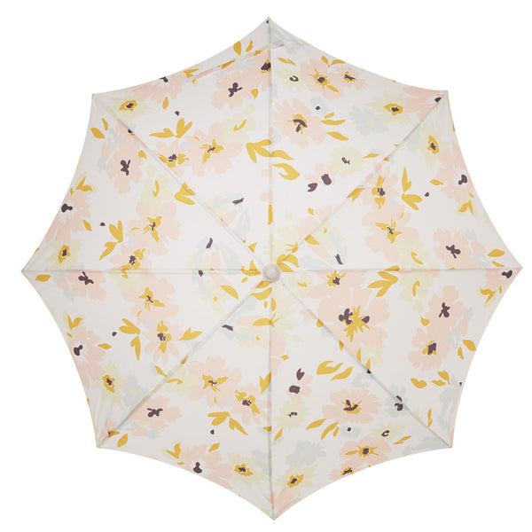 The Holiday Beach Umbrella - Abstract Floral