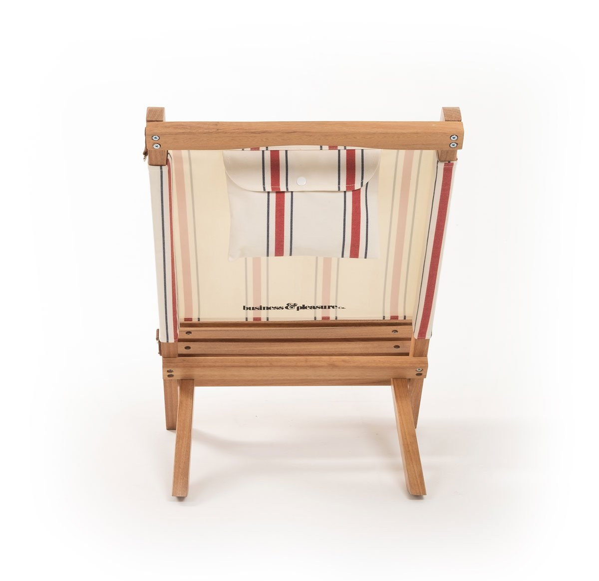 The 2-Piece Chair - French Stripe - Business & Pleasure Co