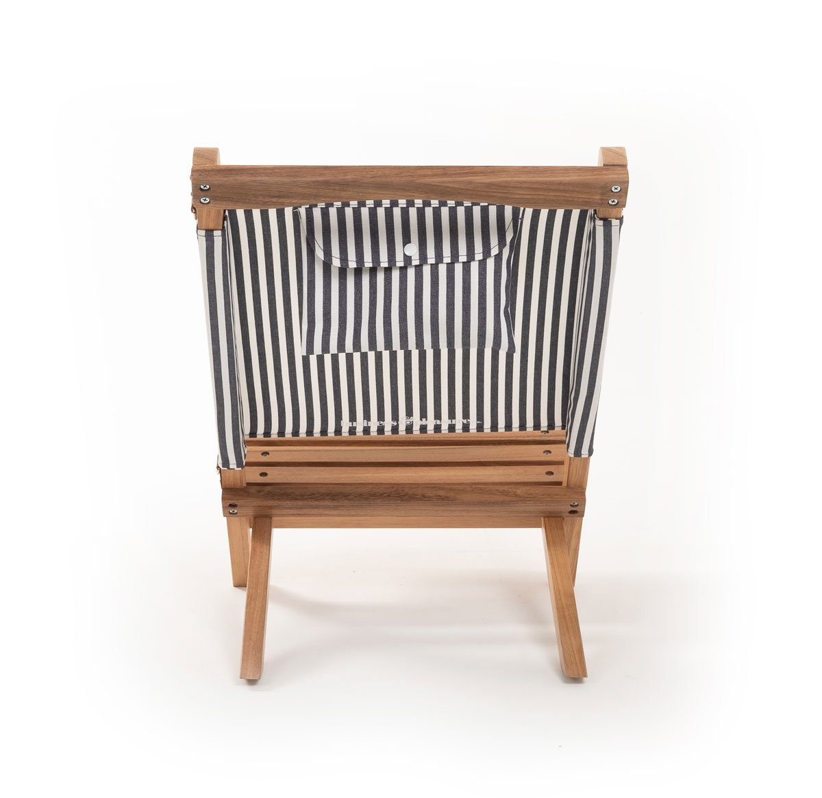 The 2-Piece Chair - Lauren's Navy Stripe - Business & Pleasure Co