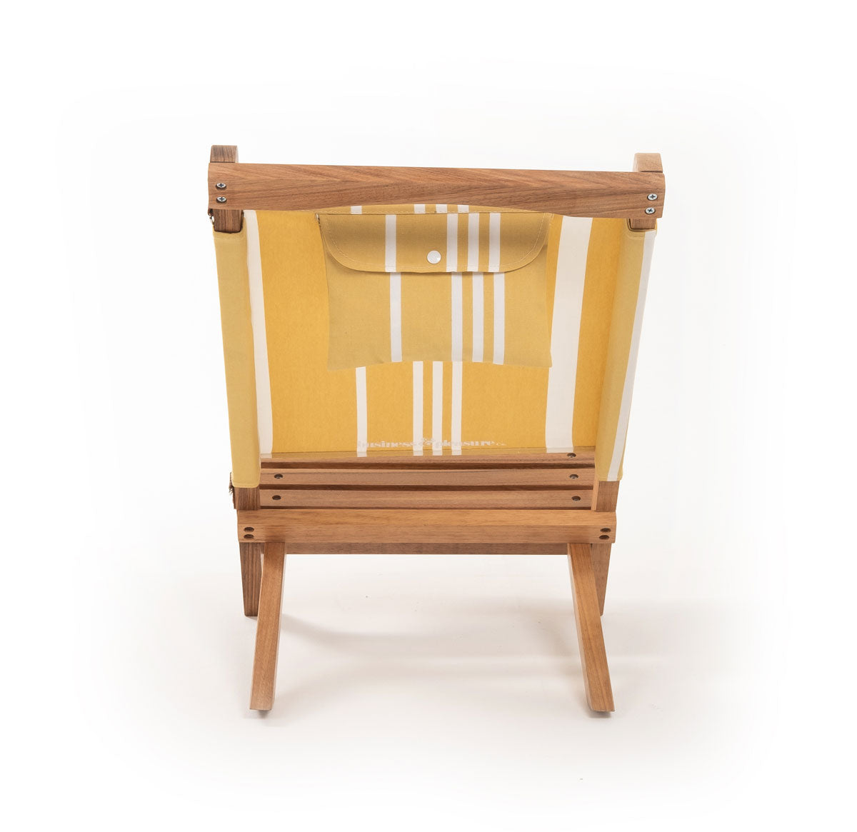 The 2-Piece Chair - Vintage Yellow