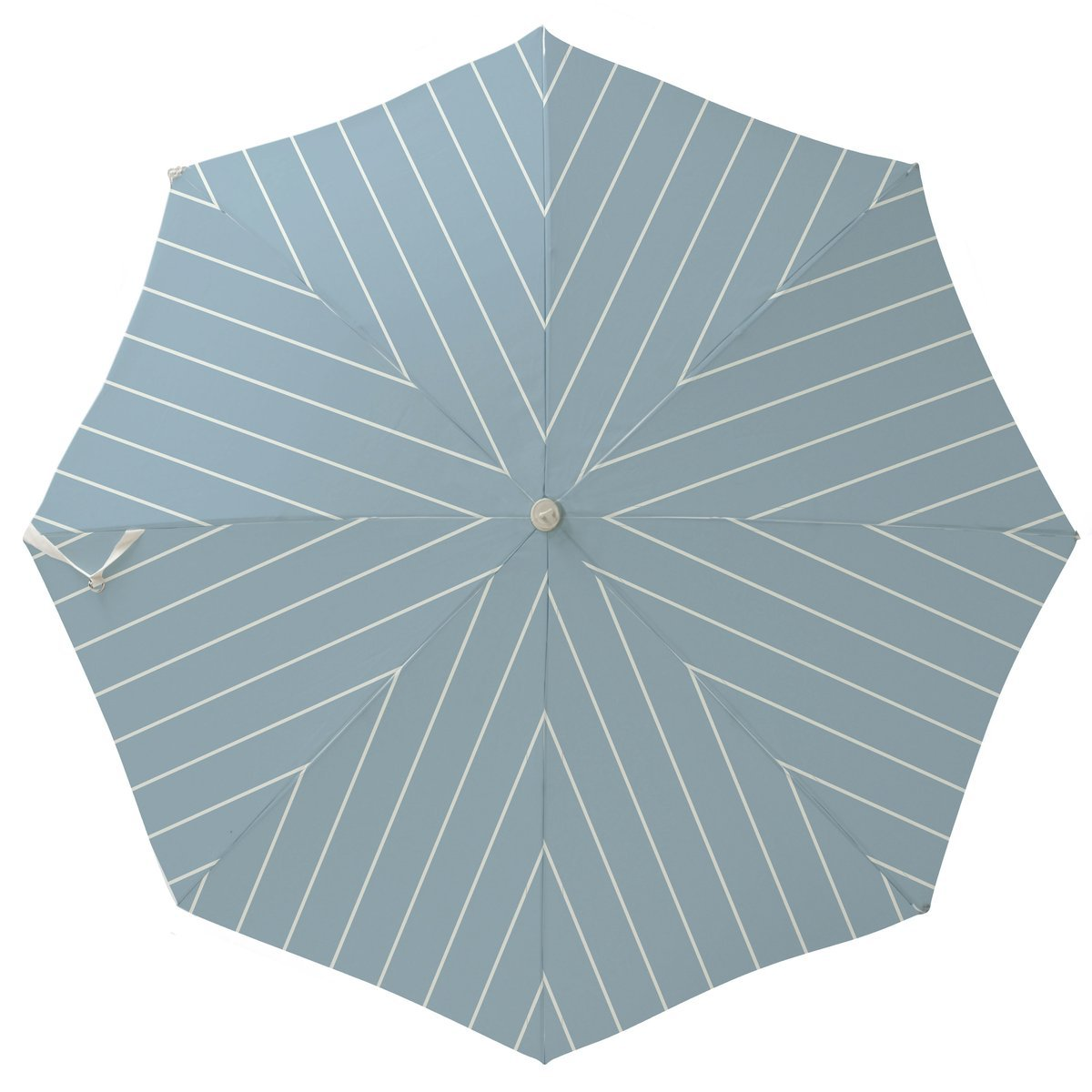 The Holiday Beach Umbrella - Holiday Stripe - Business & Pleasure Co