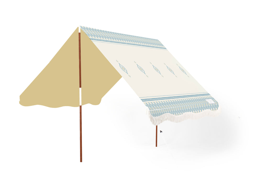 Temple White Premium Beach Tent