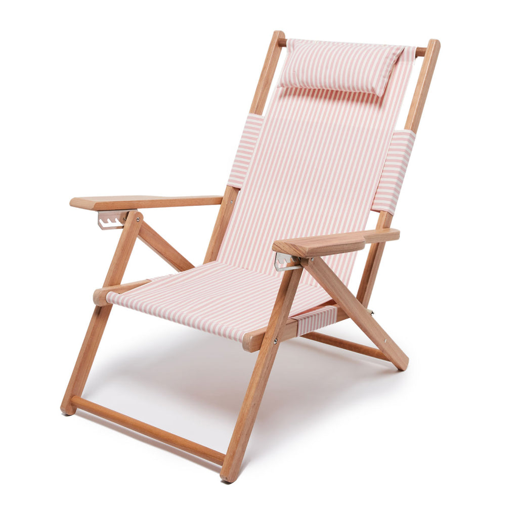 The Tommy Chair - Lauren's Pink Stripe