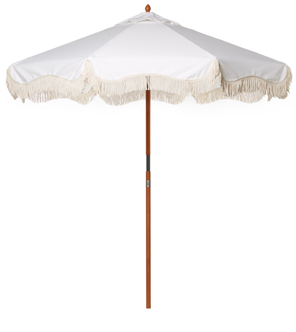 The Market Umbrella - Antique White