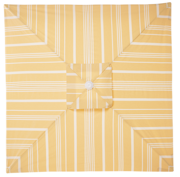 The Premium Cabana -Vintage Yellow Stripe