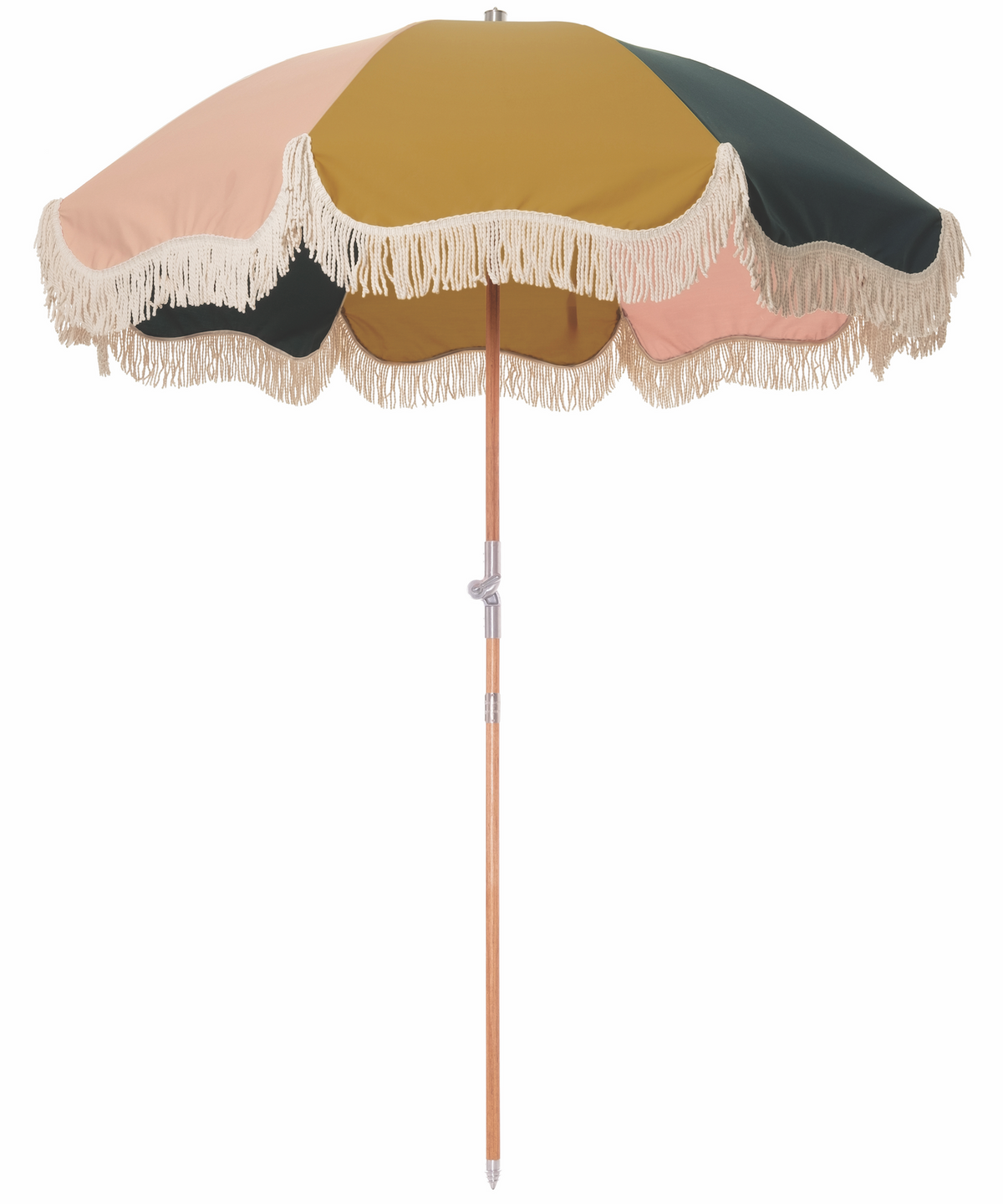 The Premium Beach Umbrella - 70s Panel Cinque