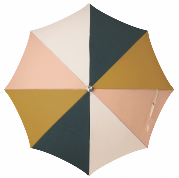 The Premium Beach Umbrella - 70's Cinque