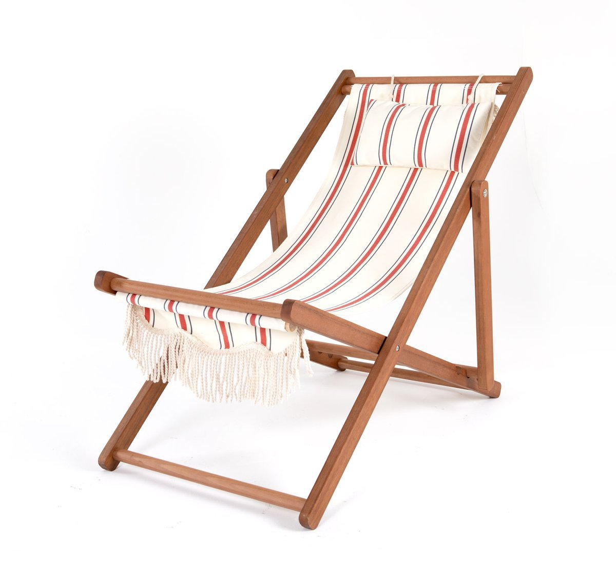 SALE Sling Chairs - French Stripe