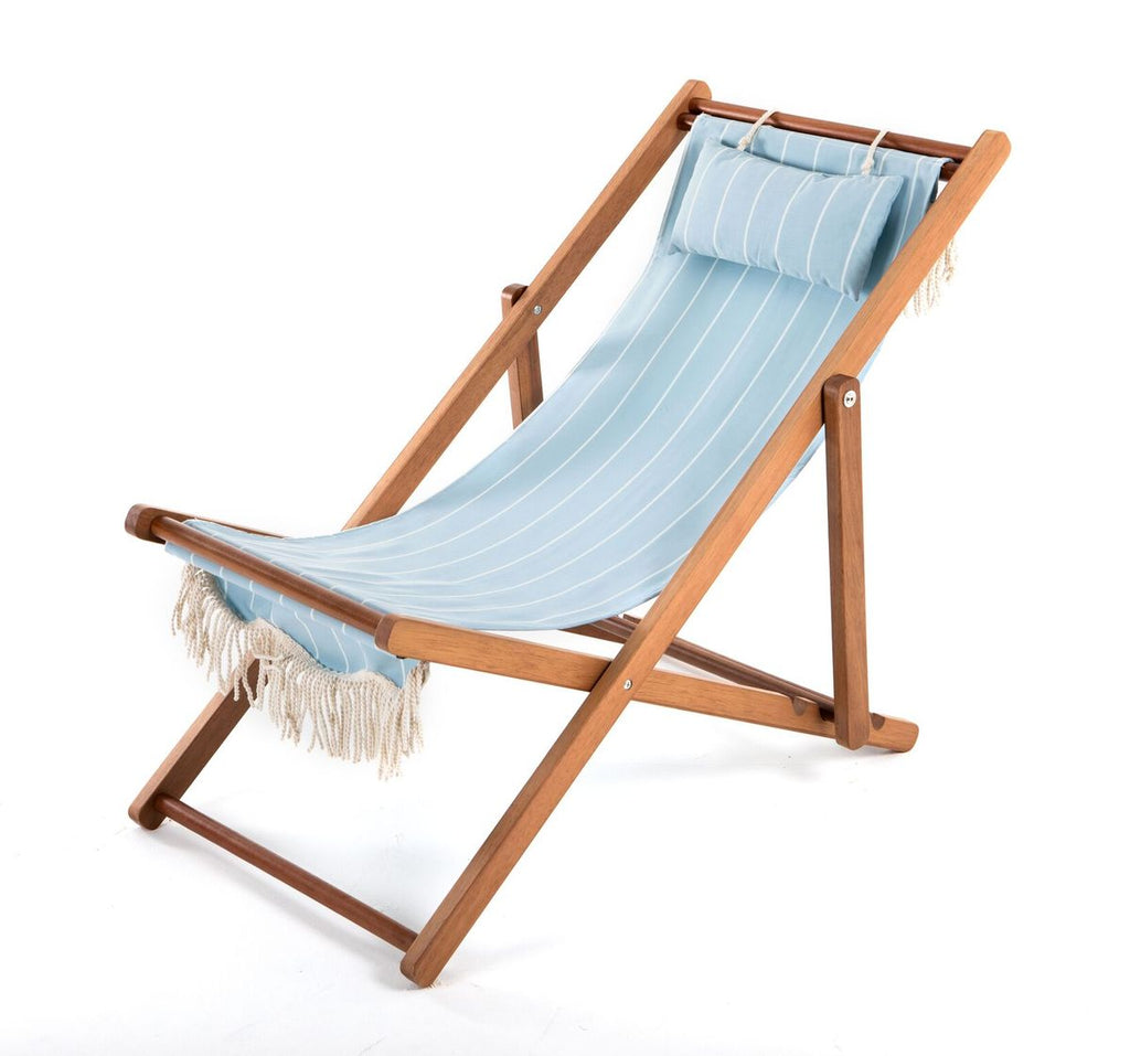 Sling Chair - Holiday Stripe