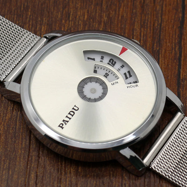 Special Design Turntable Dial.
