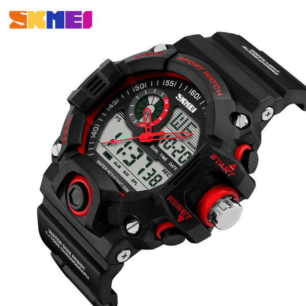 Mens Watches Top Brand Luxury 2017 Sport Watch
