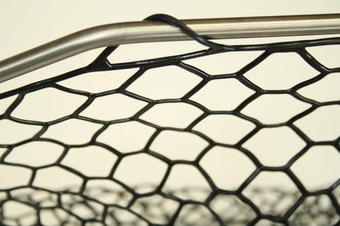Gaff-Mann Large 2 Piece Rubber Landing Net