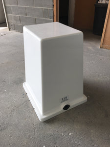 Single Seat Pod - includes rectangle hatch