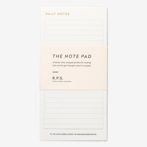 The Notepad