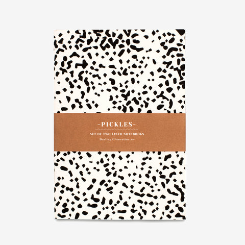 Soft Notebook Set | Sprinkles
