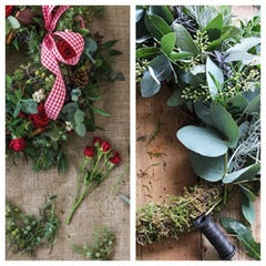 Extra Showroom Event: Christmas Wreath-Making on December 2nd