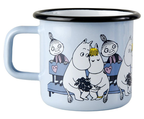 Moomin Friends Mug