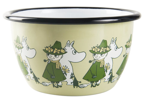 Moomin Friends Bowl