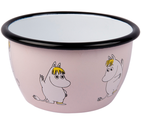 Snorkmaiden cereal bowl