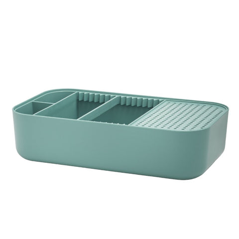 DISHY Dish Rack, green