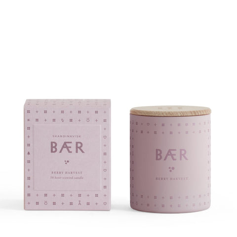 Baer Scented Candle